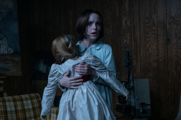 Annabelle Comes Home film review: did you miss her?