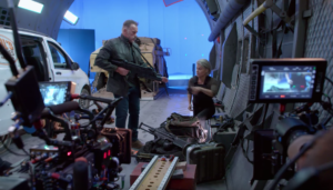 Terminator: Dark Fate San Diego Comic-Con featurette goes behind the scenes