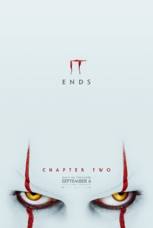 It Chapter 2 new poster lands ahead of trailer