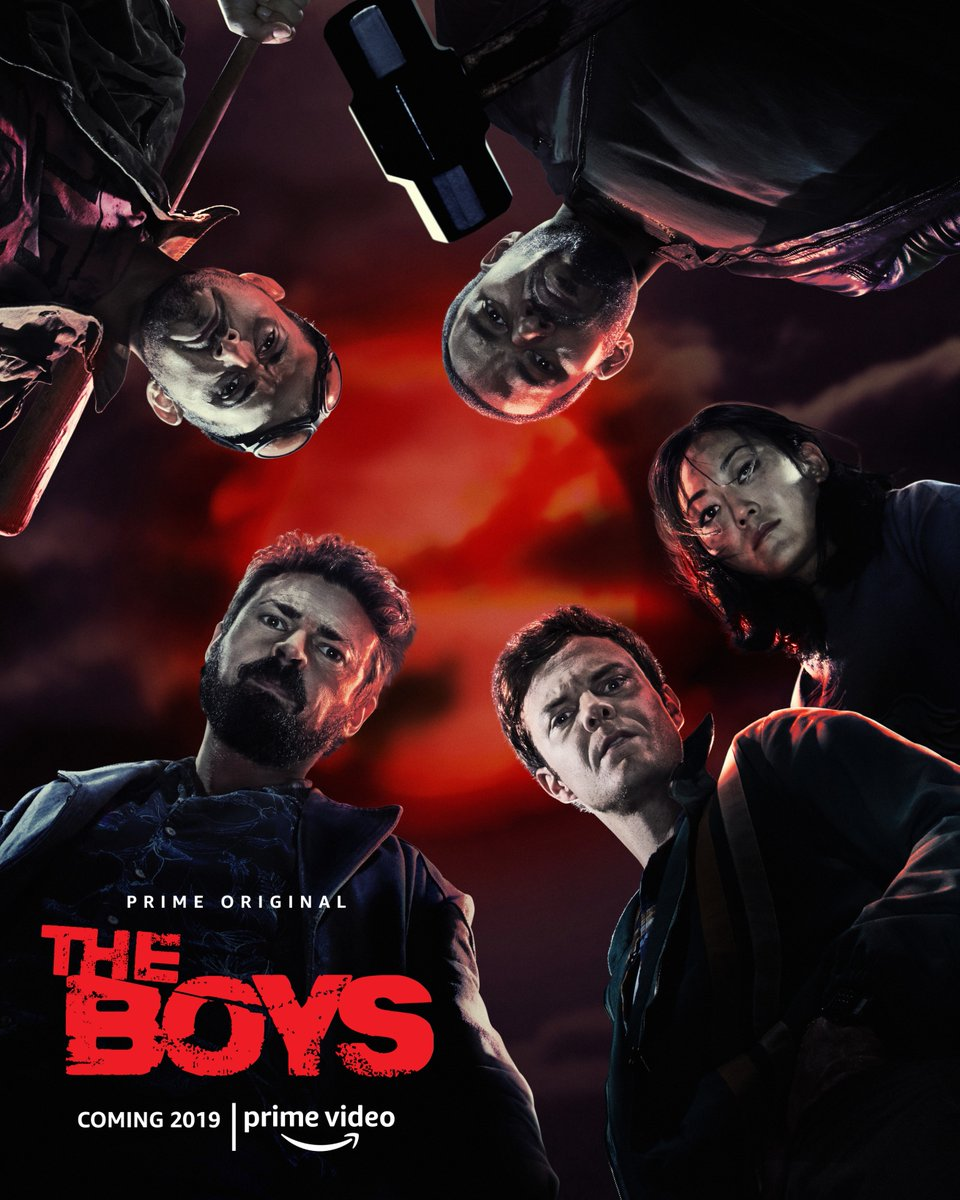 The Boys Season 1 review: shock and gore