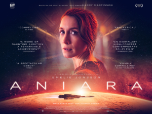 Win tickets to a special screening of Swedish sci-fi Aniama, plus a Q&A with the filmmakers