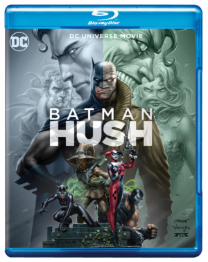 Win Batman: Hush on Blu-ray™ – available on Blu-ray & DVD 12 August