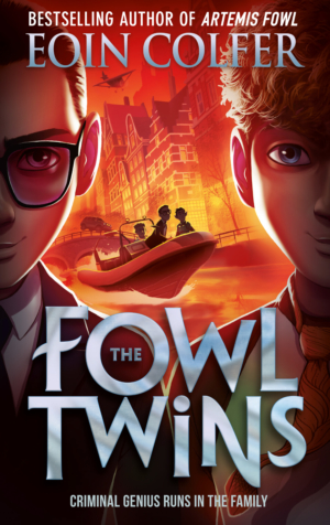 Win a copy of The Fowl Twins by Eoin Colfer with our competition!