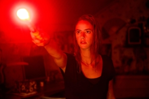 """Crawl's Alexandre Aja and Kaya Scodelario: """"Nature is fighting back, and the creatures are also coming"""""""