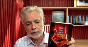 Exclusive video: Artemis Fowl author Eoin Colfer reads his new book The Fowl Twins