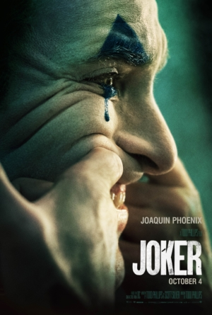 Joker new posters send in the clowns