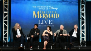 The Little Mermaid live event coming from ABC