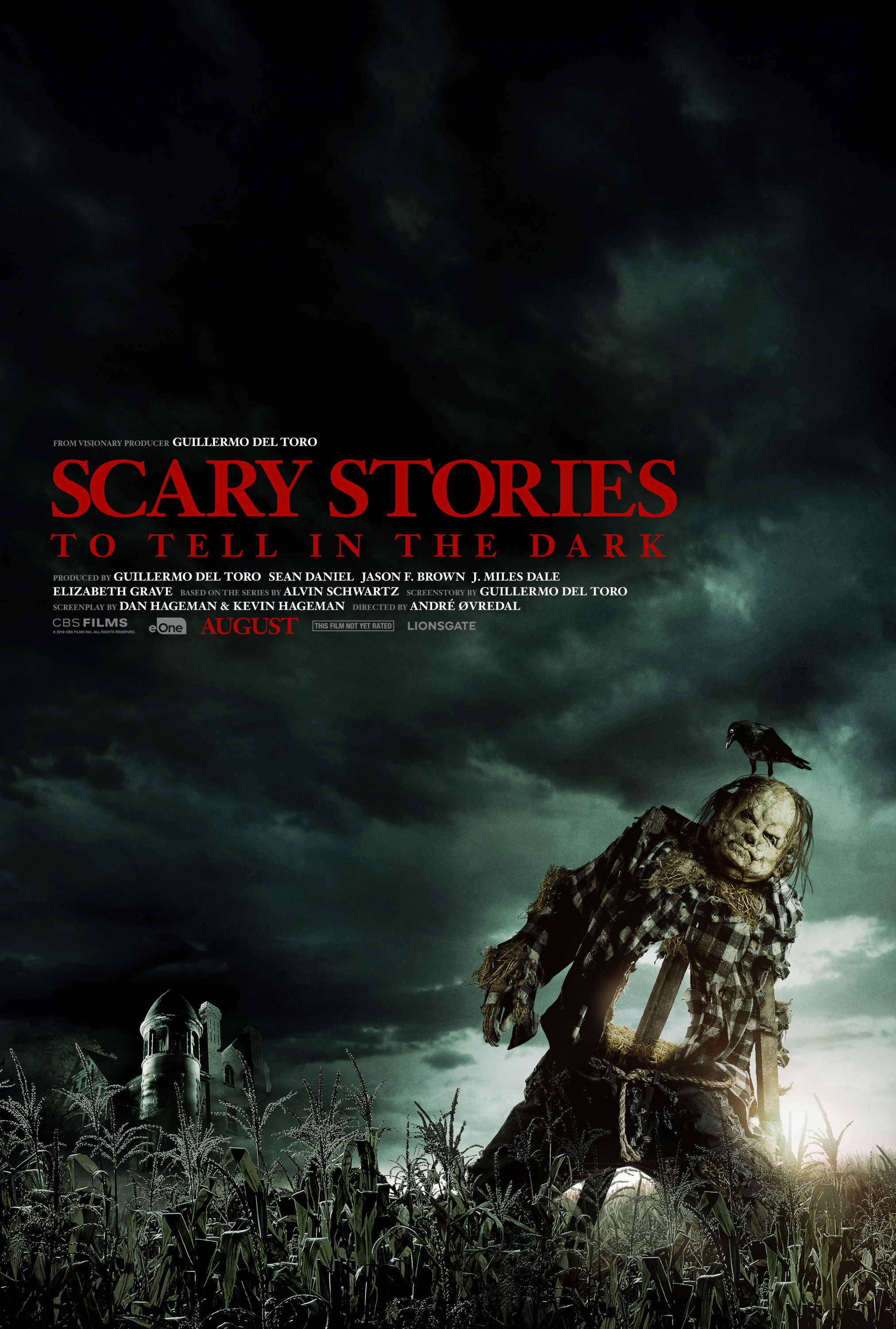 Scary Stories To Tell In The Dark film review: time to get spooky