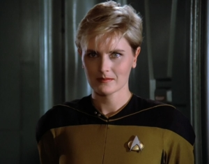 Star Trek: The Next Generation's Denise Crosby on Tasha Ya, fandom and life with Star Trek