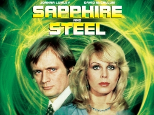 Sapphire And Steel flashback: revisit ITV's weird 70s sci-fi