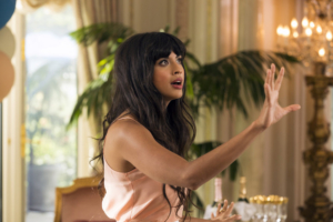 The Good Place Season 4: Jameela Jamil on Tahani, morality and more