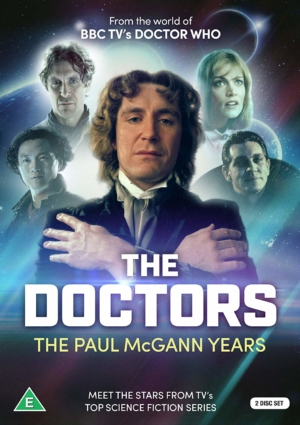 Win The Doctors: The Paul McGann Years on DVD with our competition