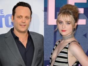 Vince Vaughn and Kathryn Newton swap bodies in Blumhouse thriller
