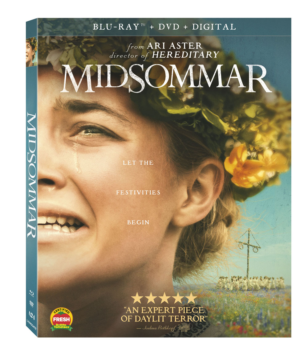 Midsommar Director's Cut film review: sprawling psychosexual horror