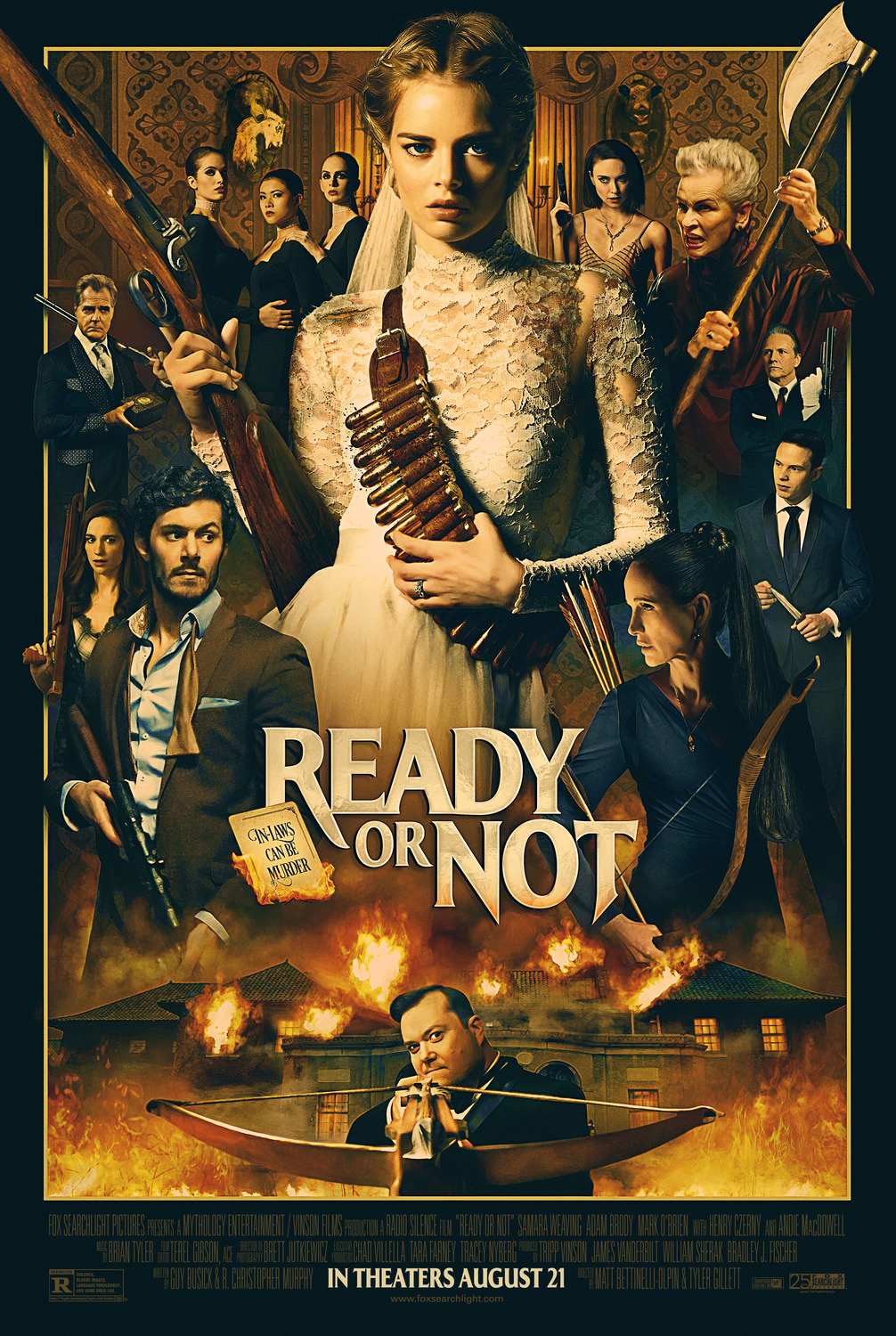 Ready Or Not film review: one of the best genre crowd-pleasers of the year