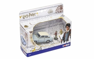Win a Corgi Harry Potter merchandise bundle with our competition!