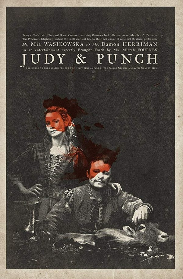 Judy & Punch film review: that's the way to do it!
