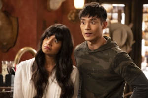"The Good Place Season 4's Manny Jacinto: ""We've learned to never doubt Mike Schur"""