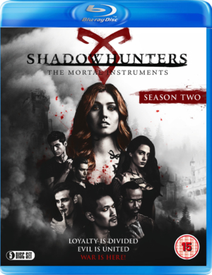 Win Shadowhunters Season 2 on Blu-ray with our competition!