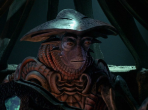 "Farscape creature shop: ""We didn't want humanoids with different kinds of foreheads"""
