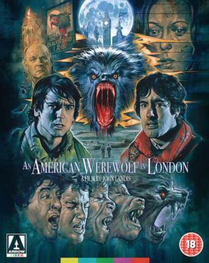 Win An American Werewolf In London restored Blu-ray boxset