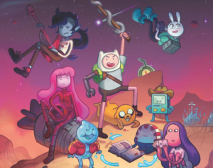 Adventure Time: Distant Lands coming to HBO Max for 4 specials