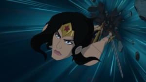 Wonder Woman: Bloodlines & Rosario Dawson heroes we all need to channel