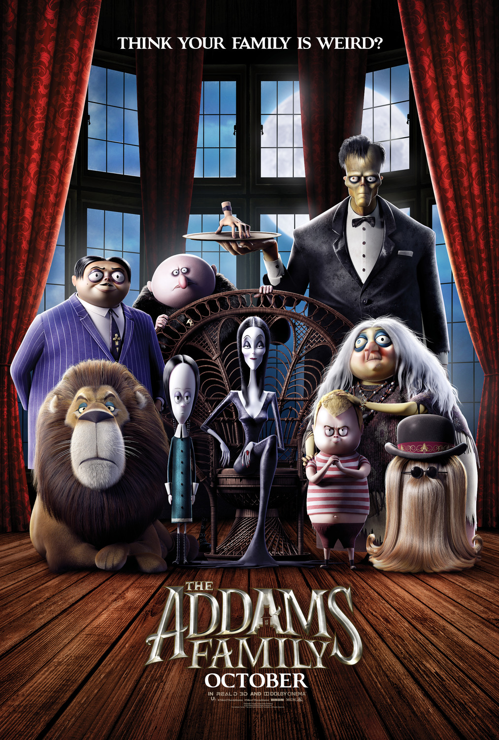 The Addams Family film review: spooky AND ooky