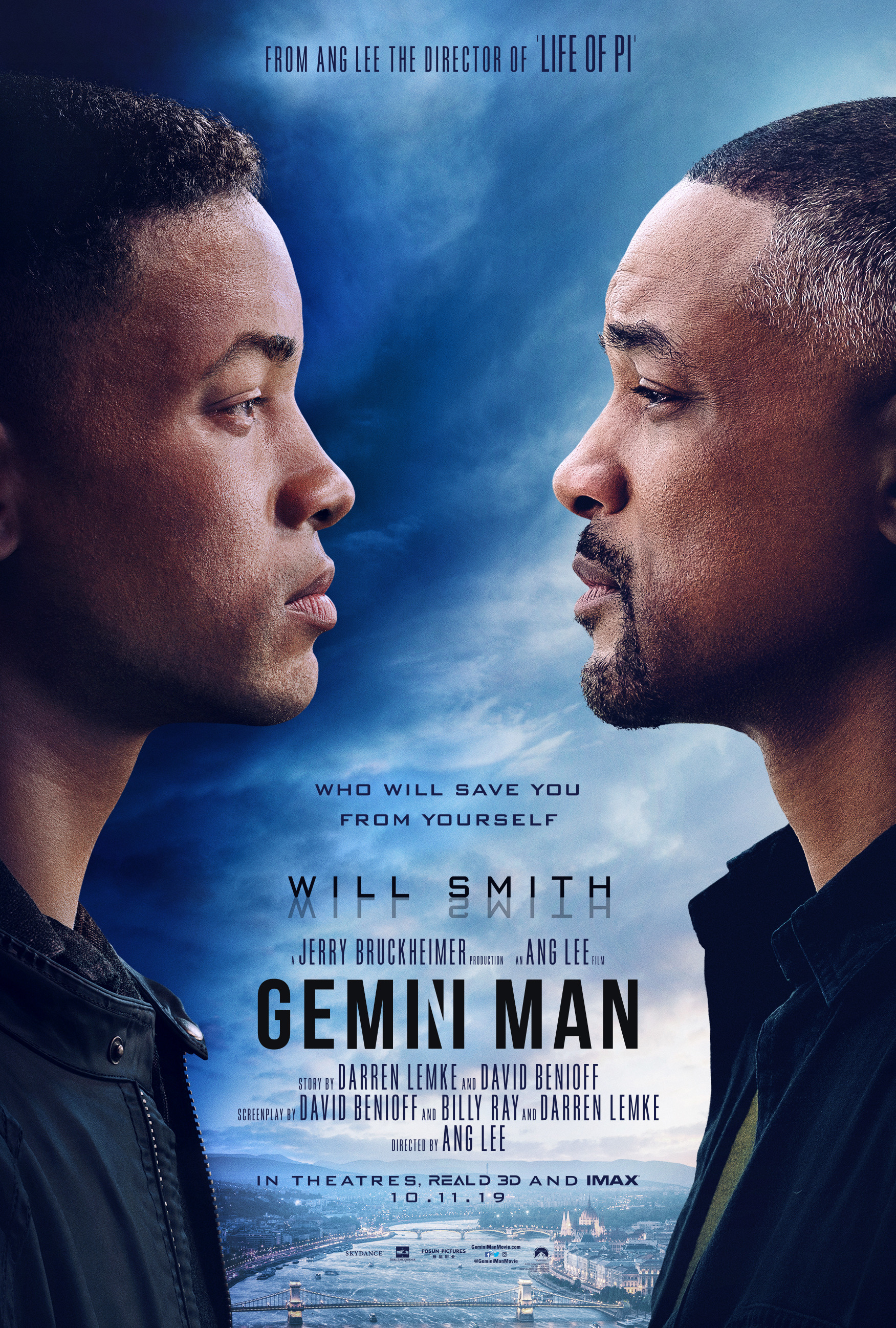 Gemini Man film review: Will Smith vs Will Smith as Ang Lee puts on a tech showcase