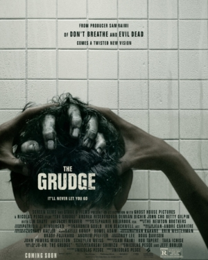 The Grudge reboot new poster will never let you go
