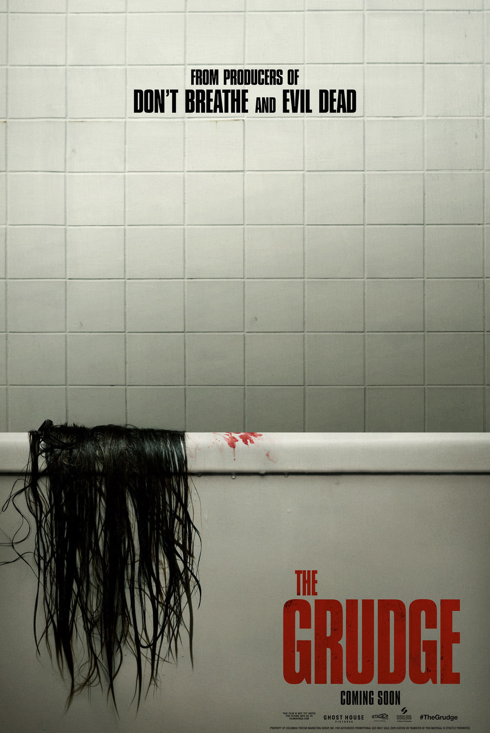 The Grudge reboot new poster is asking for a clog ...
