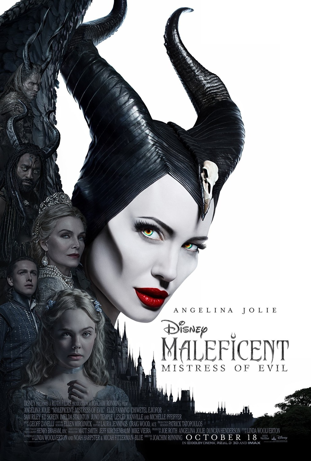 Maleficent: Mistress Of Evil film review: something wicked