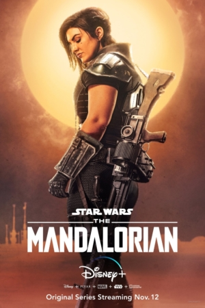 The Mandalorian new character posters introduce the crew