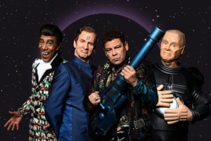 Red Dwarf feature-length special on the way from Dave