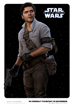 Star Wars: The Rise Of Skywalker character posters bring the drama