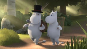 Win Moominvalley: The Complete First Season on Blu-ray