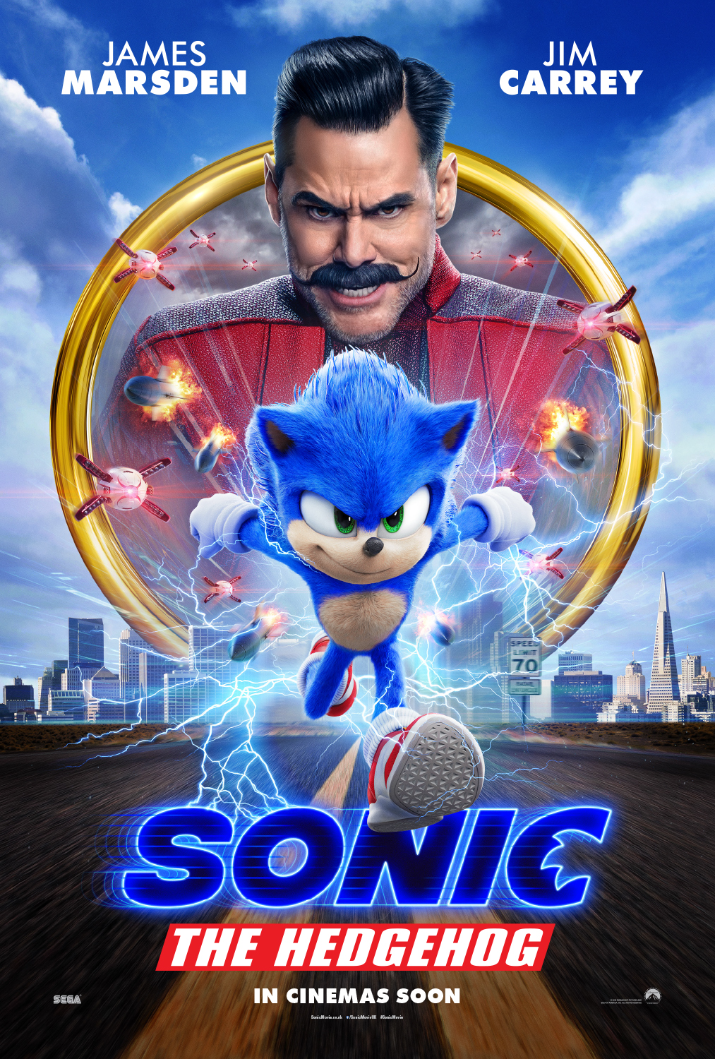 Sonic the Hedgehog review: Is it gold rings or game over?