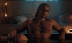 The Witcher new trailer goes all out