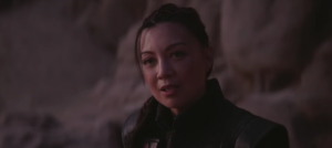 The Mandalorian new teaser trailer introduces Ming-Ma Wen and Nick Nolte