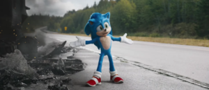 Sonic The Hedgehog new trailer and poster fix weird Sonic