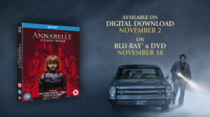 Annabelle Comes Home exclusive clip is tense as hell