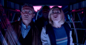 Doctor Who Series 12 new trailer seeks out the weird