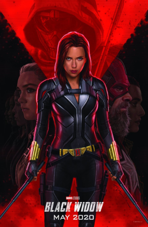 Black Widow D23 poster finally gets an internet debut