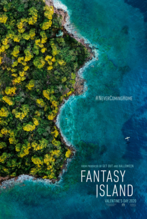 Blumhouse's Fantasy Island new poster is never coming home