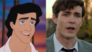 The Little Mermaid casts Jonah Hauer-King as Prince Eric