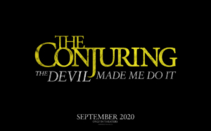 The Conjuring 3 gets an official title