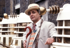 Sylvester McCoy on Doctor Who, his sci-fi career and beyond