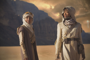 """""""I'd tell myself it's all going to be OK!"""" Sonequa Martin-Green looks back at Star Trek: Discovery Season One"""