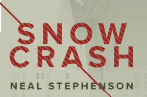Neal Stephenson's Snow Crash is getting a TV series