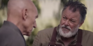 Star Trek: Picard new teaser trailer bonds with Riker
